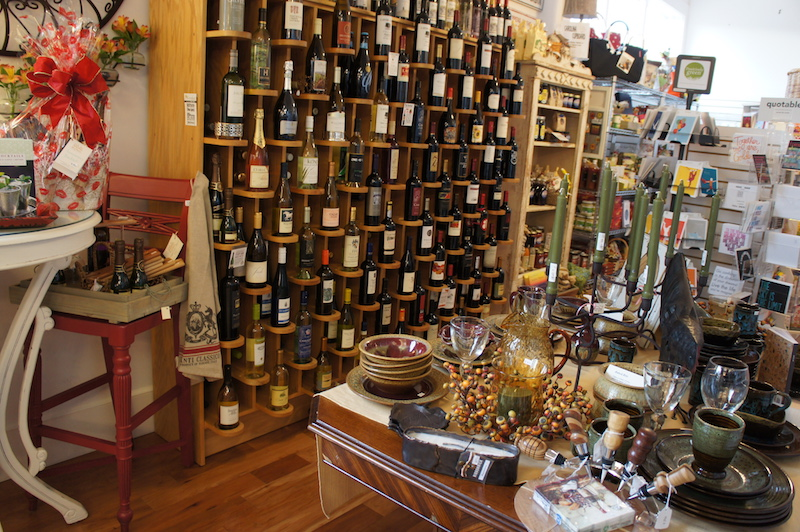 wine shop in brevard nc